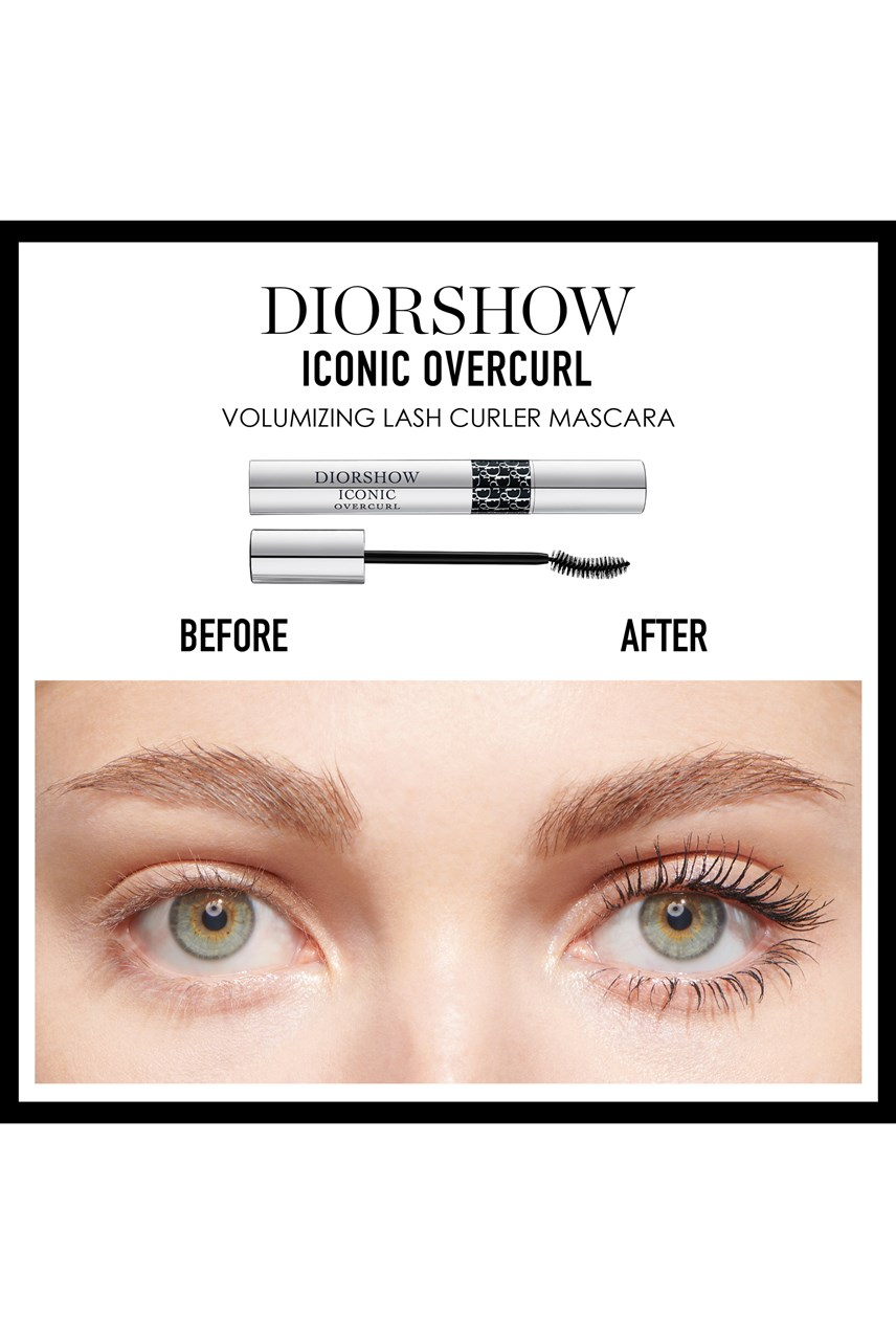 DIOR | Diorshow | Diorshow Iconic Overcurl Spectacular volume and curl professional mascara