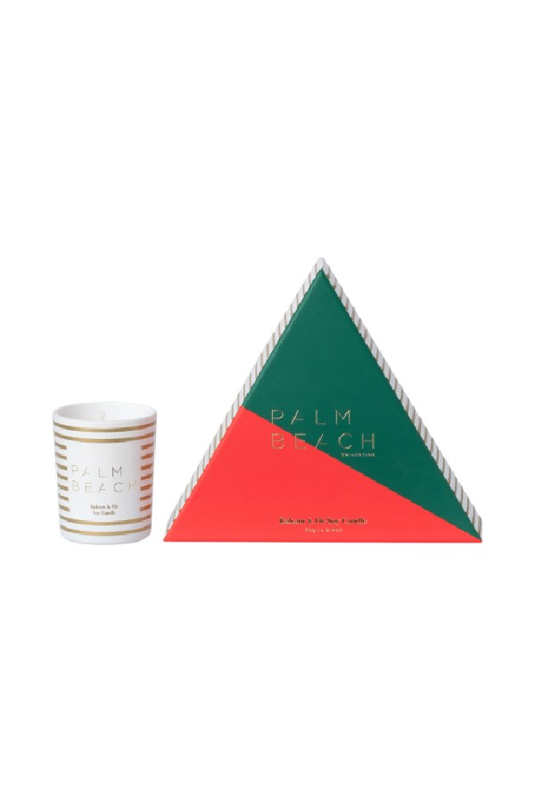 Balsam & Fir Mini Christmas Candle