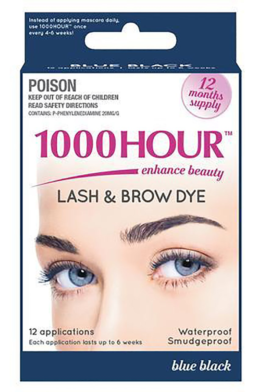 1000 Hour Lash Dye - Blue Black