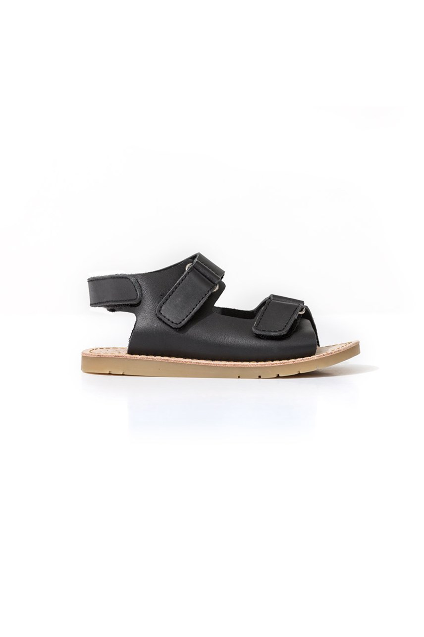 Black Wilder Sandal