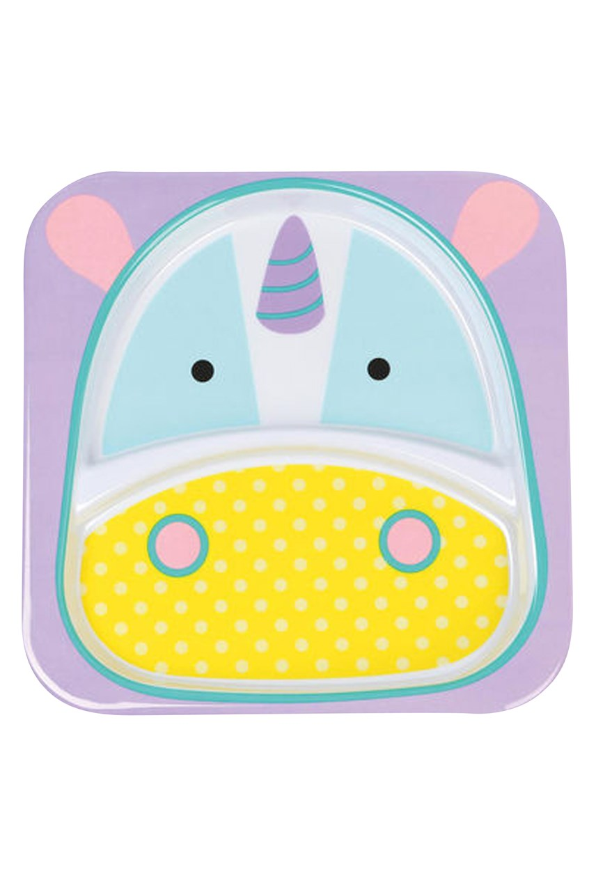 Unicorn Little Kid Plate