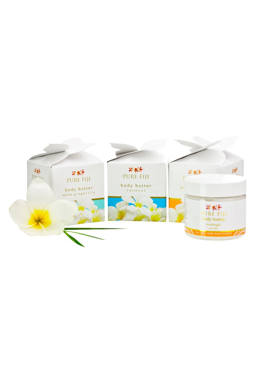 3 Pack Travel Body Butter