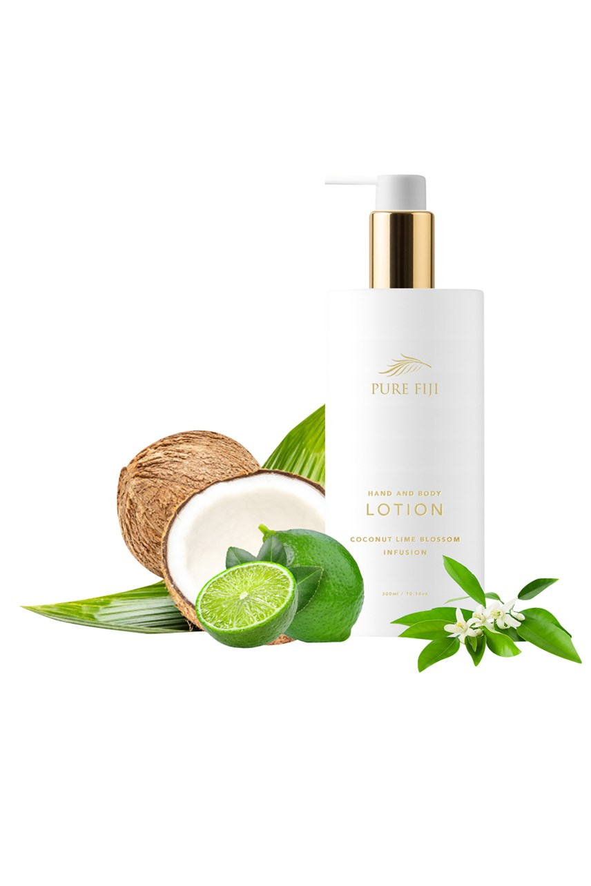 Hand and Body Lotion - Coconut Lime Blossom