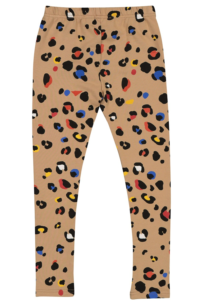 Colour Pop Leopard Legging