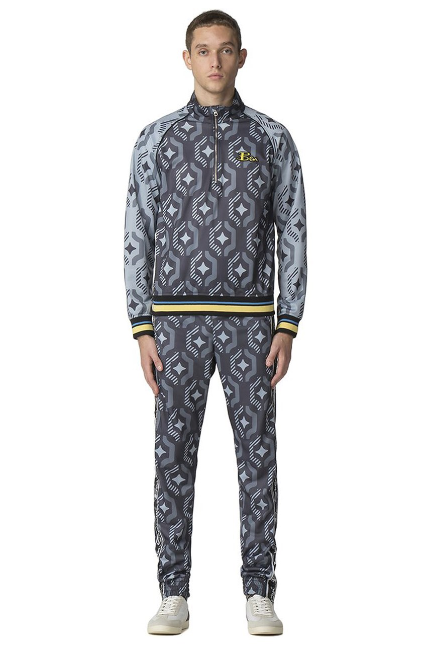 HOH Geo Wallpaper Tracksuit Top