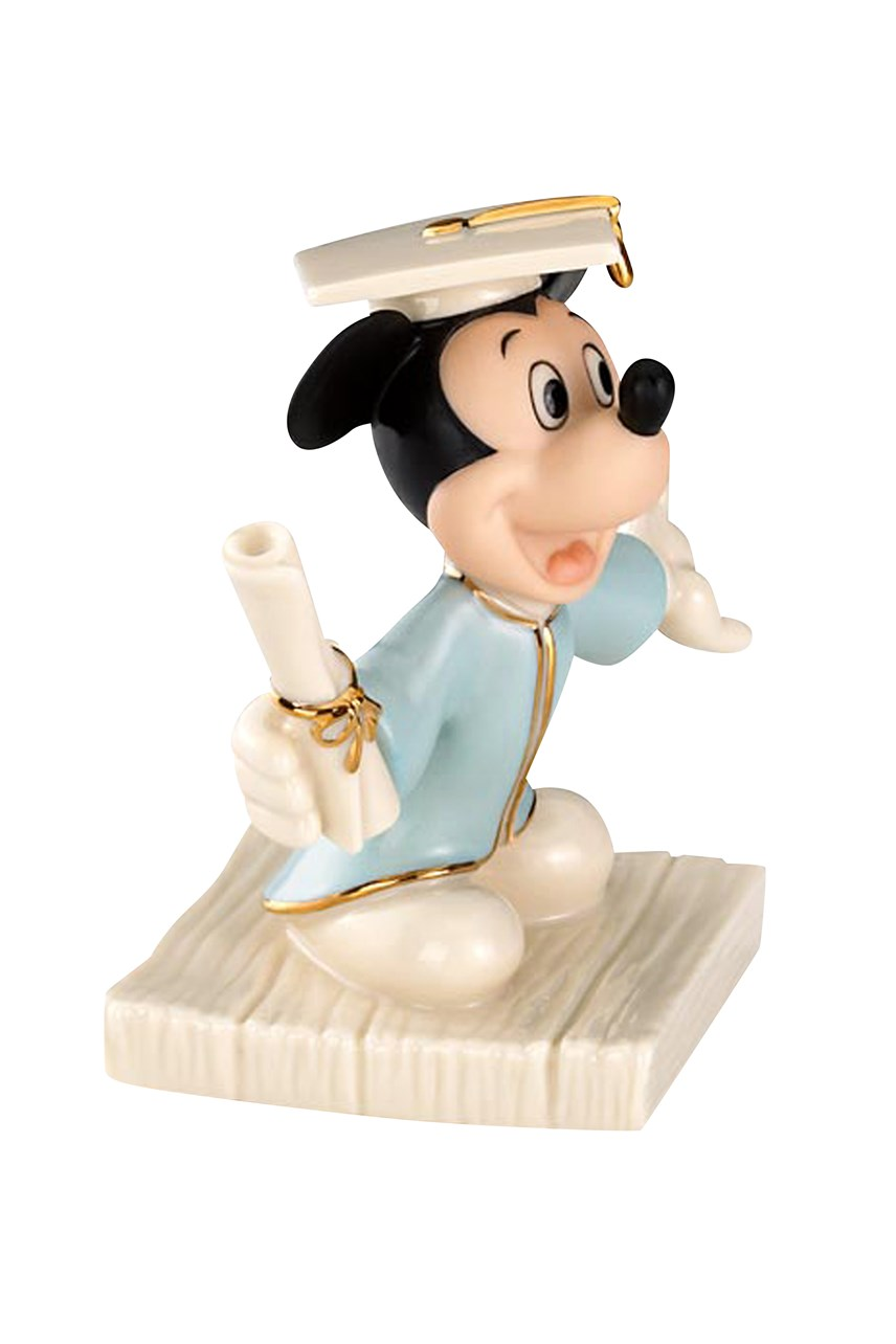 Disney's Mickey 'Graduation Day' Figurine