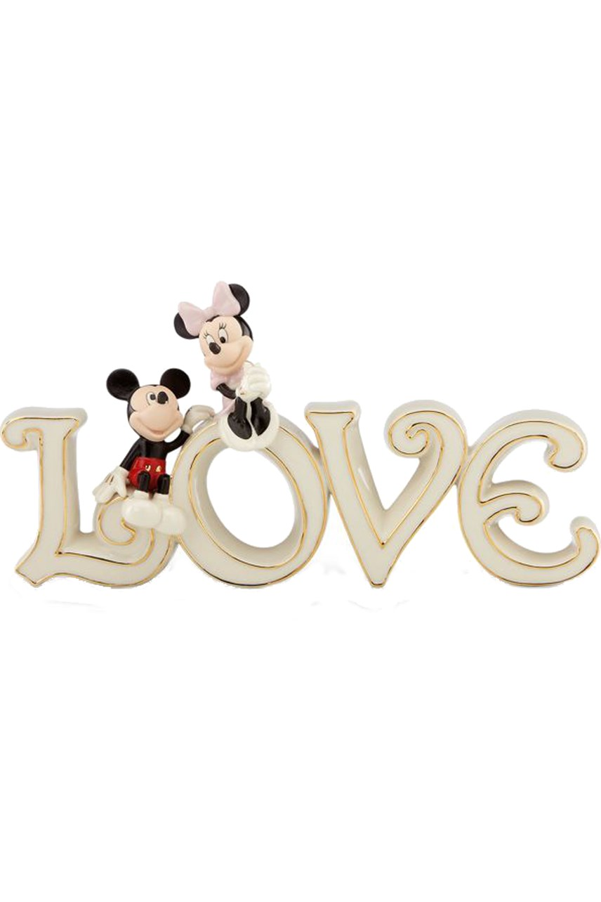 "Disney's Mickey & Minnie ""True Love"" Figurine"