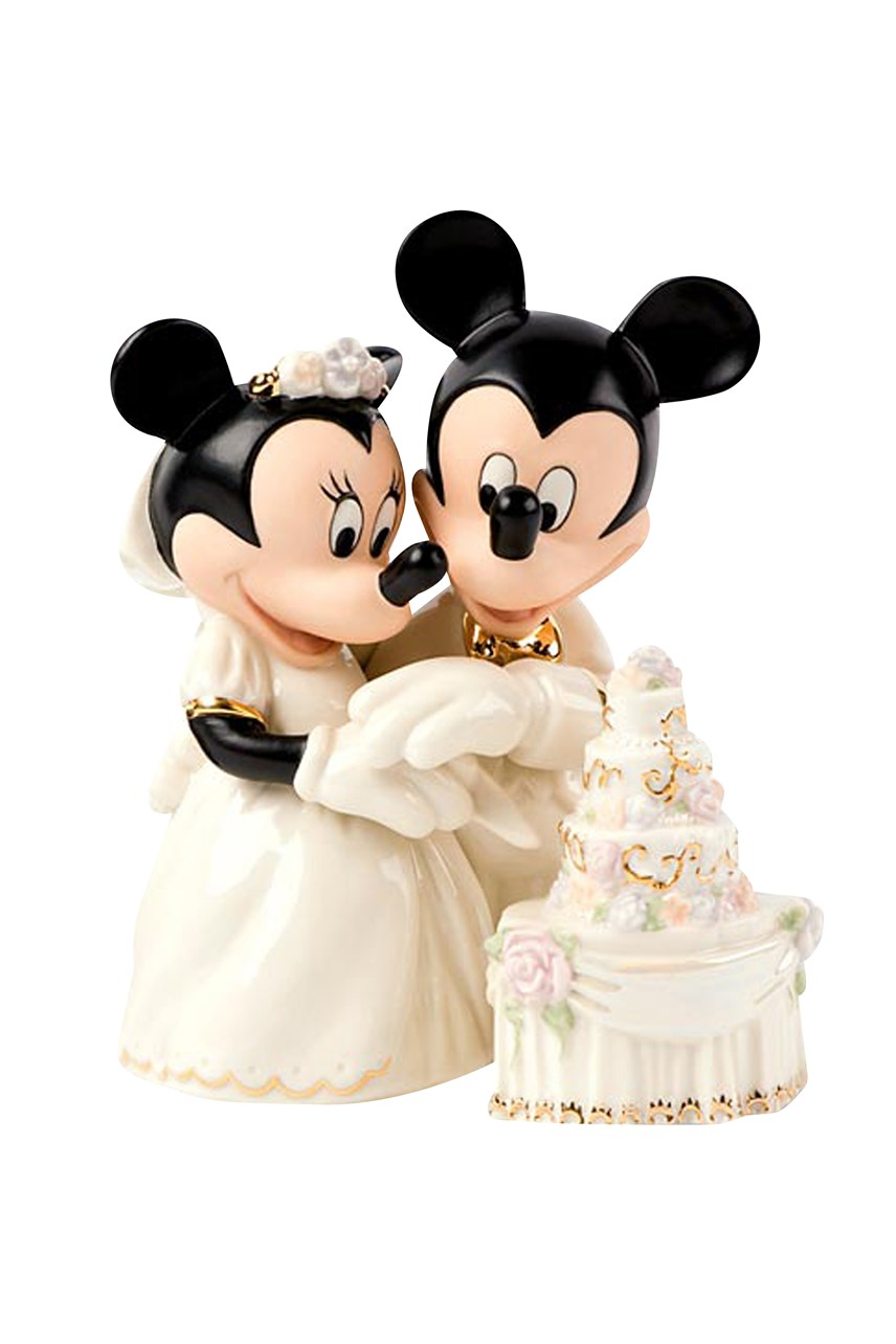 "Disney's Minnie ""Dream Wedding Cake"" Figurine"