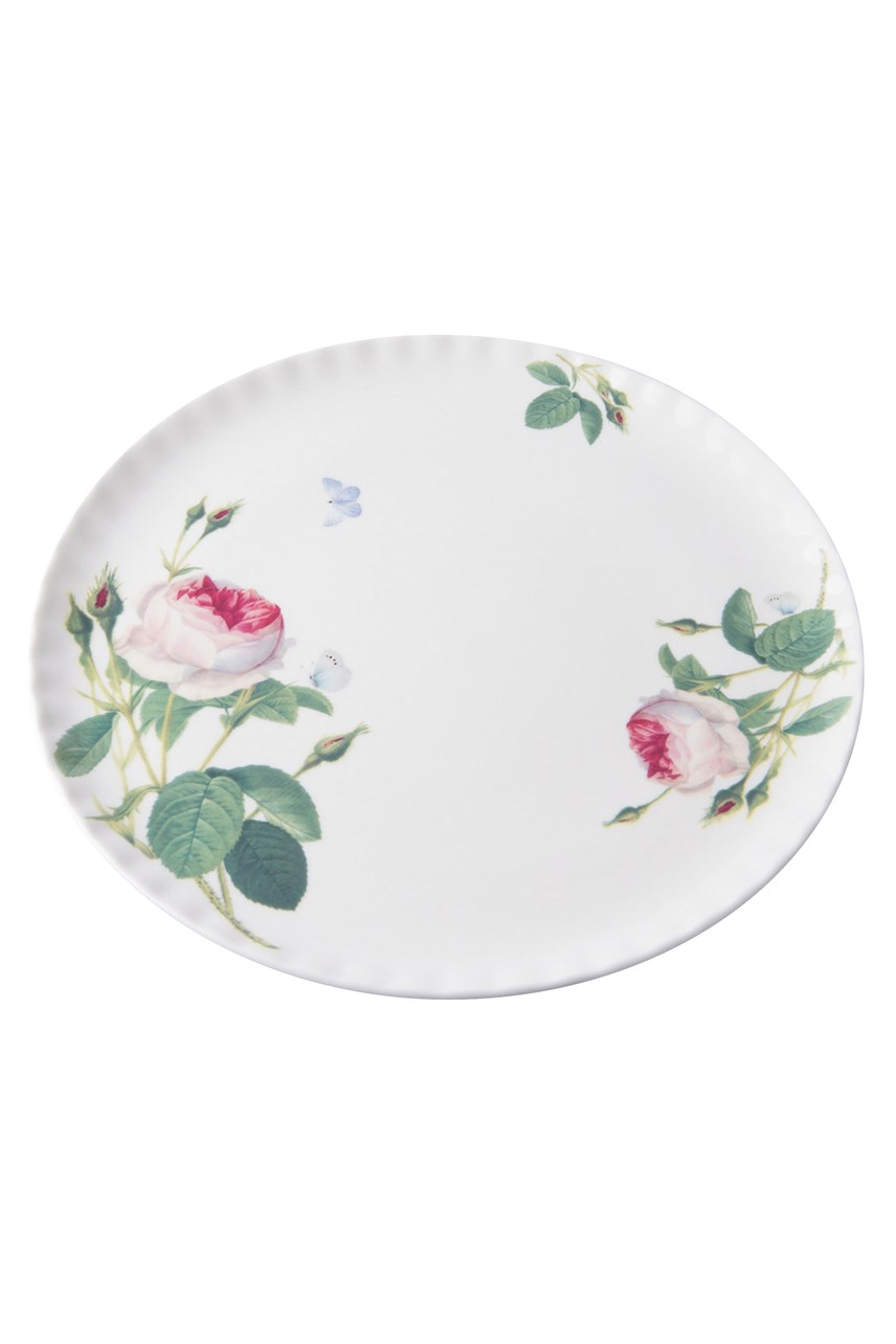 Redoute Palace Garden Cake Plate