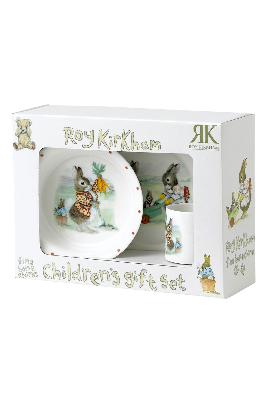 Bunnies 3 Piece Children's Gift Set