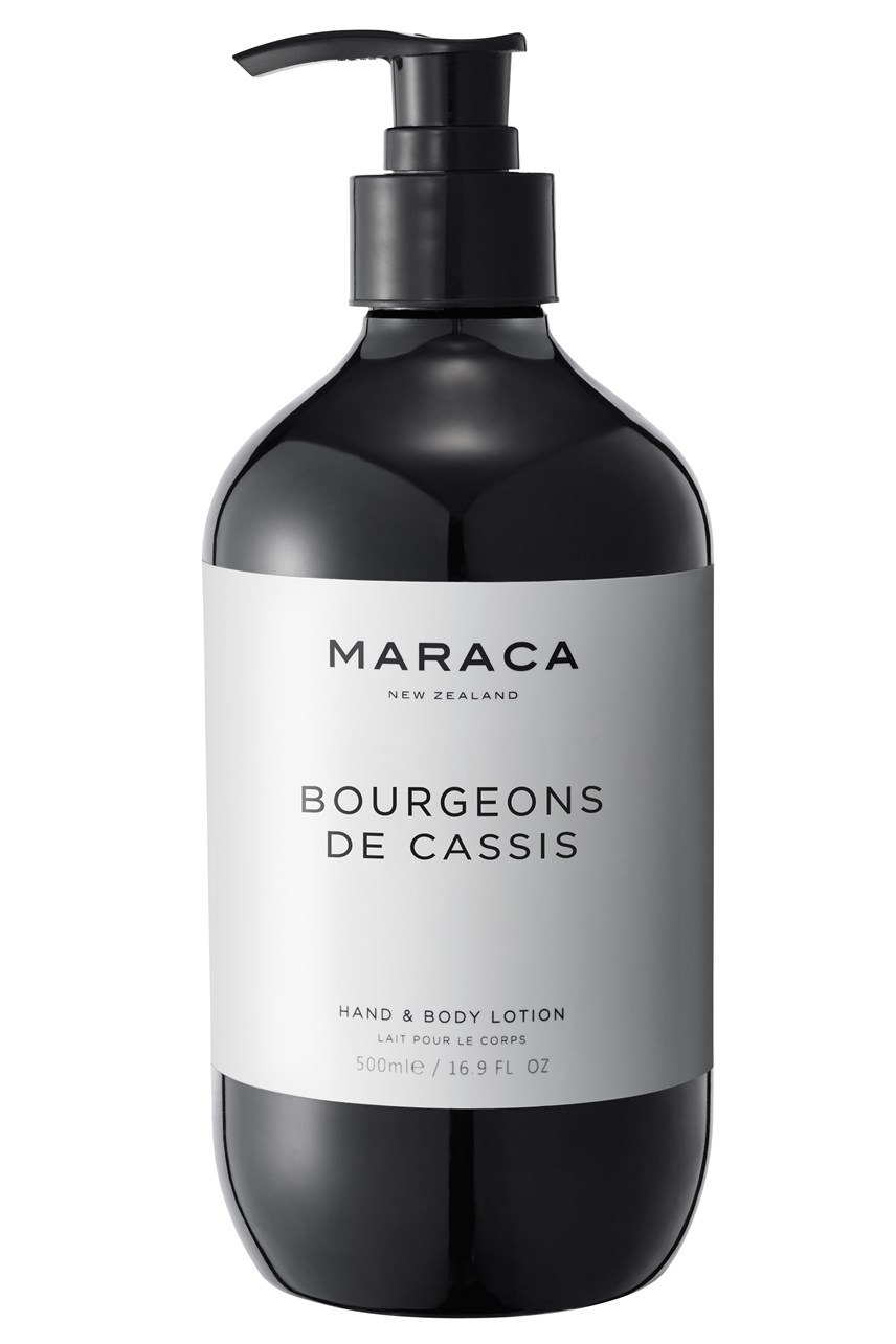 Bourgeons De Cassis Hand & Body Lotion - 500mL