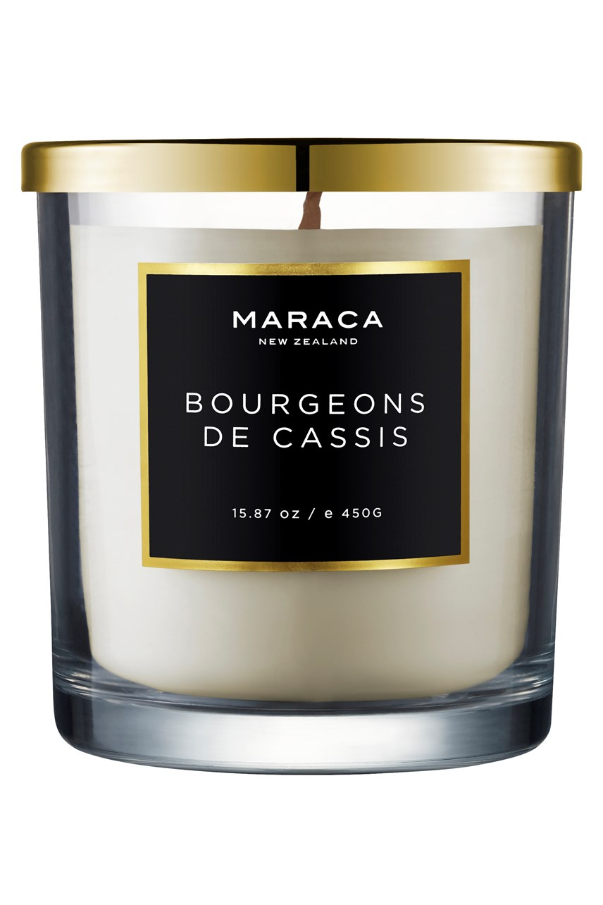 Bourgeons De Cassis Luxury Scented Candle - 450g