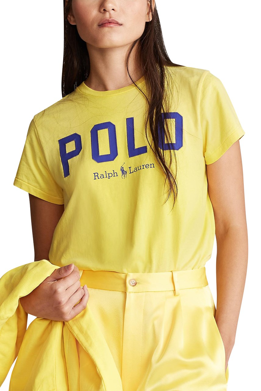Polo Cotton Tee