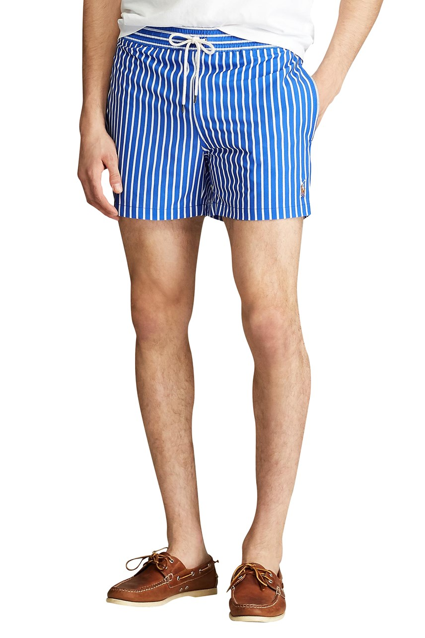 Slim Fit Swim Trunk