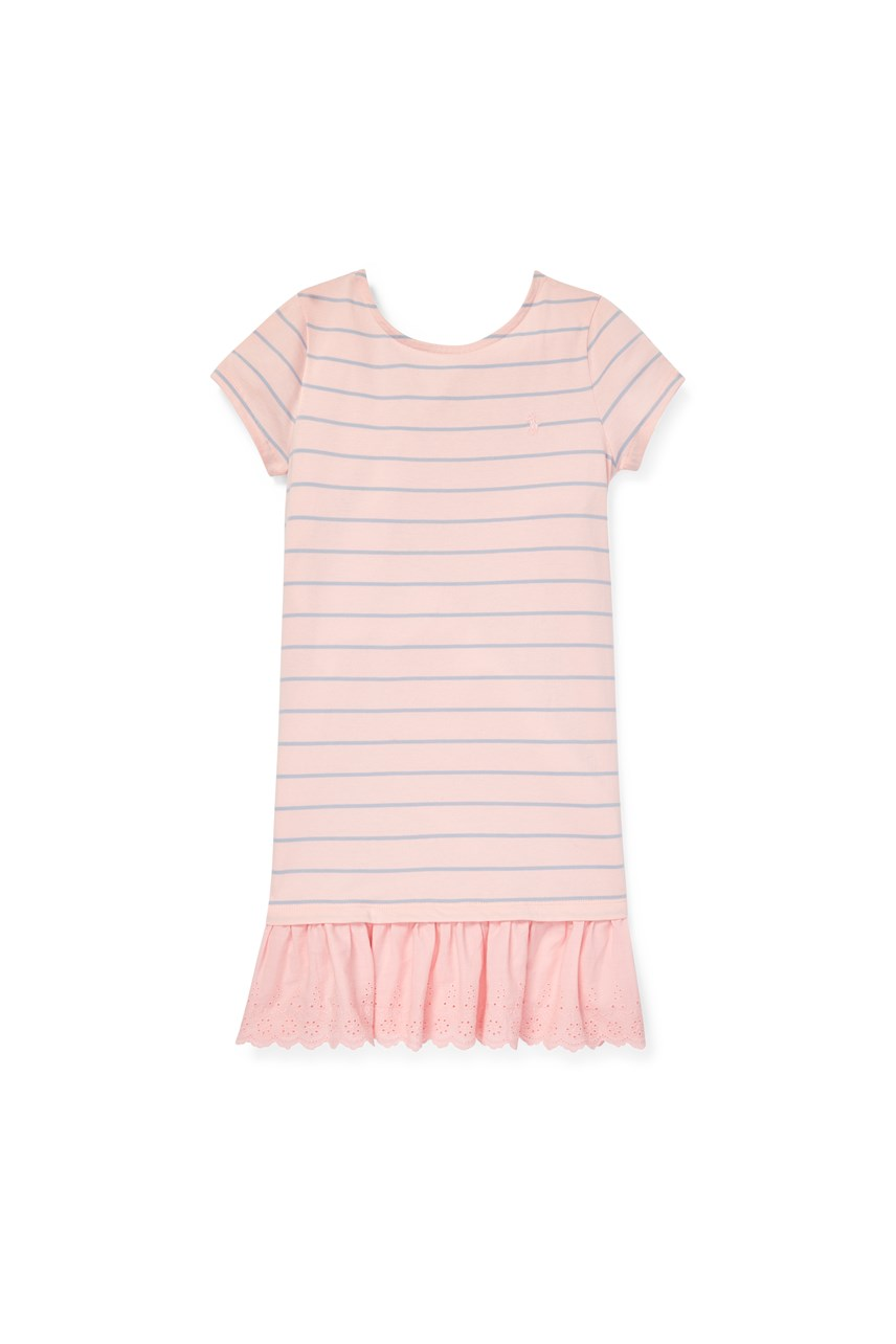 Cotton Jersey Tee Dress