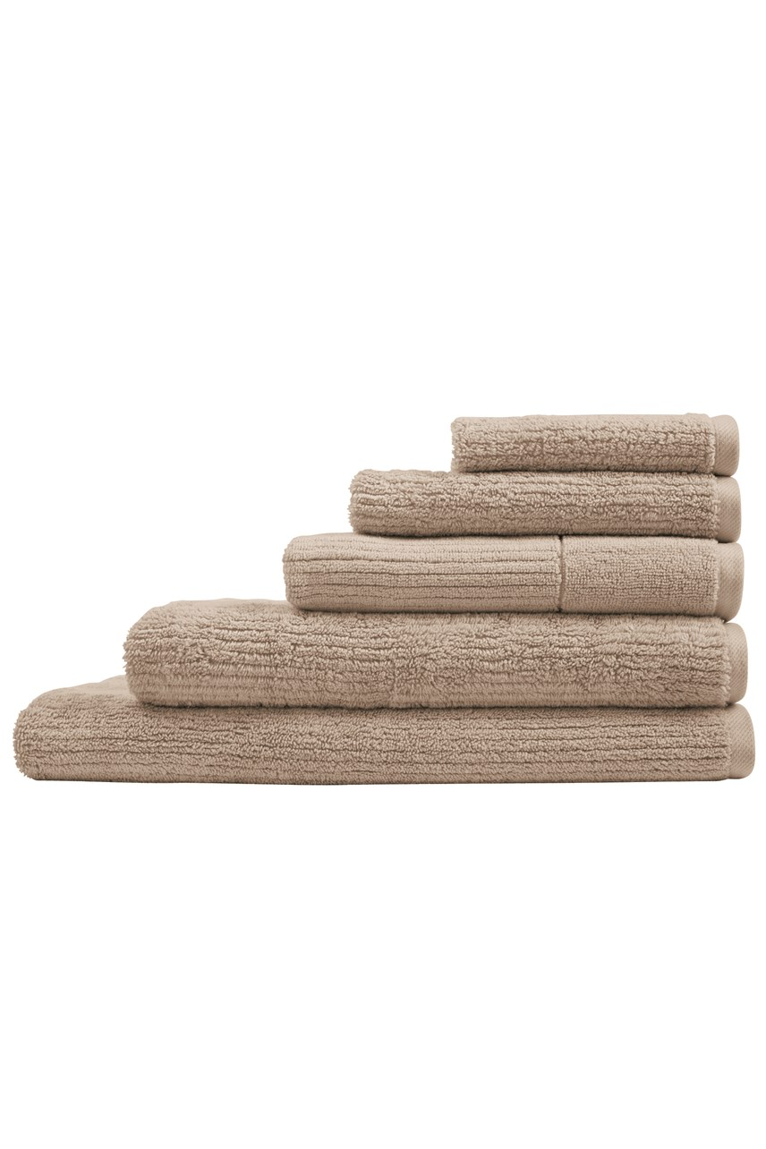 Living Textures Towel Collection - Pumice