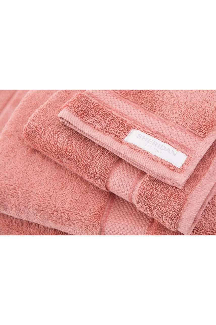 Luxury Egyptian Towel Collection - Baked Clay
