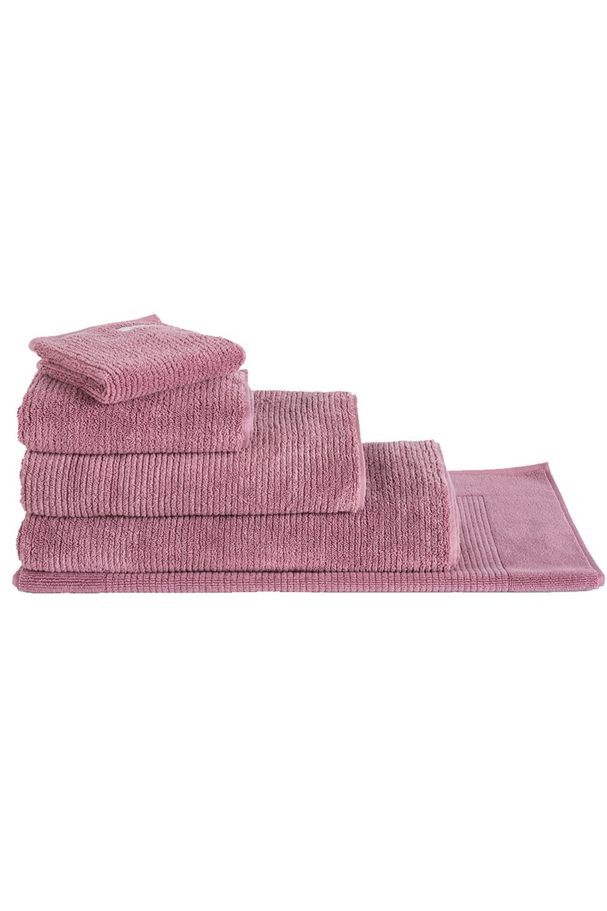 Living Textures Towel Collection - Rosewood