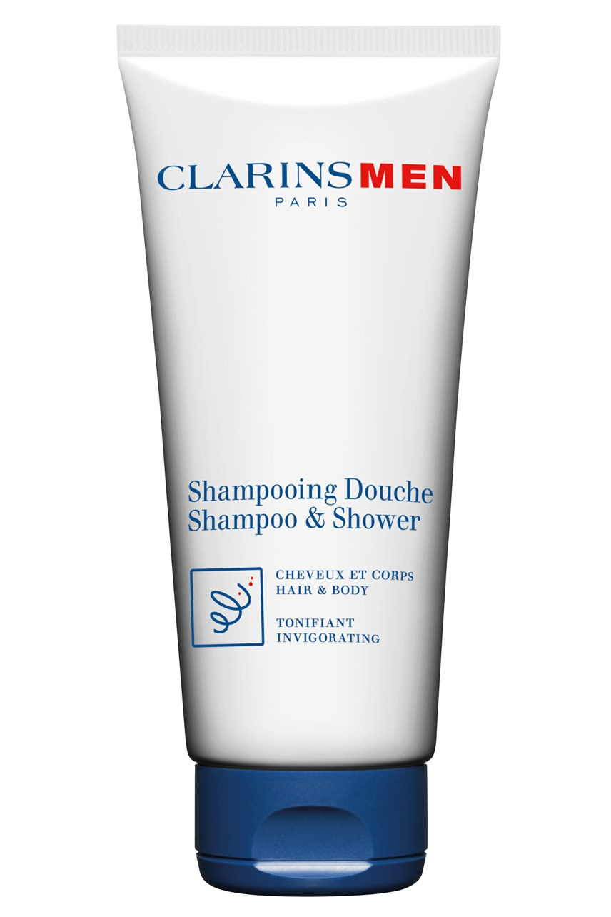 ClarinsMen 'Shampoo & Shower' Hair & Body Wash
