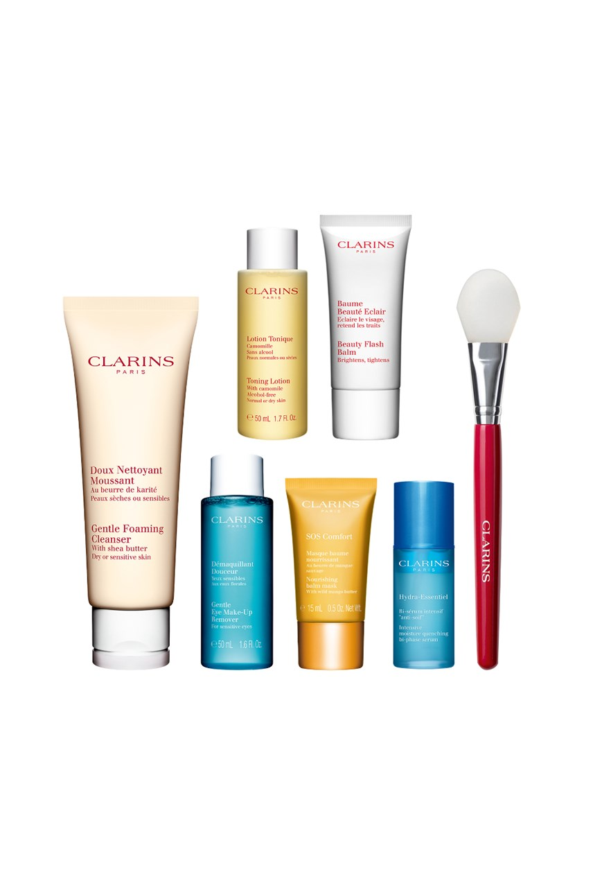 Comfort Cleansing Set