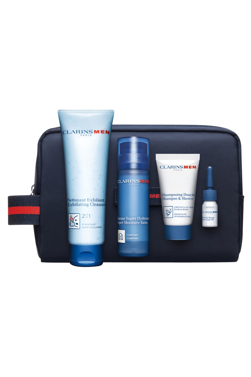 ClarinsMen Hydration Set