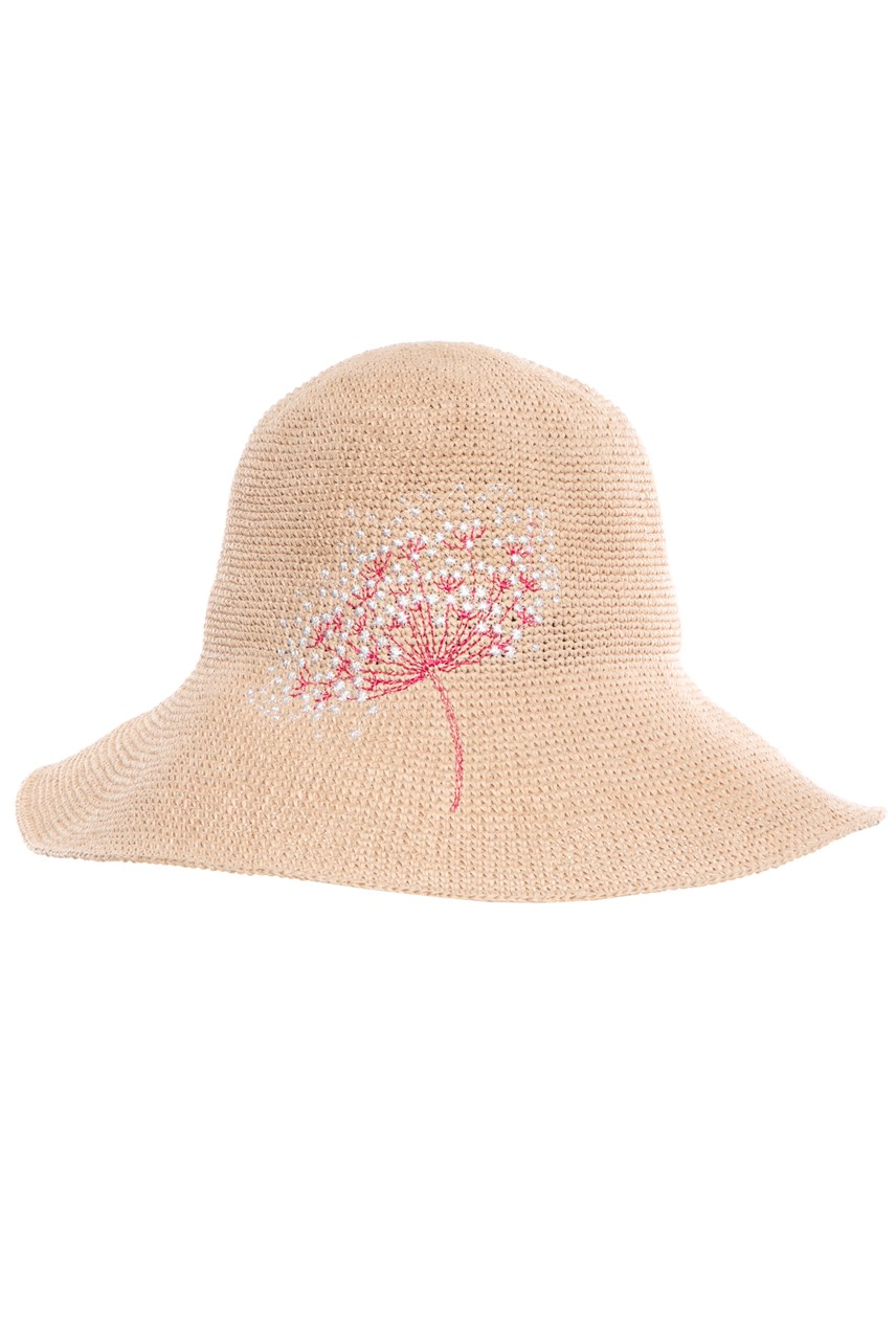 Packable Paper Cloche - Pink