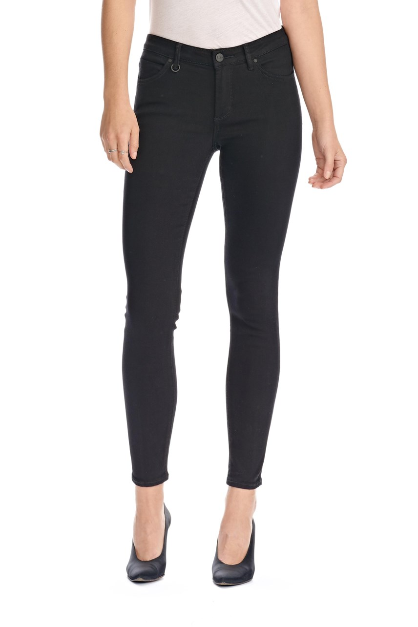 Bowery Mid Rise Skinny Jean