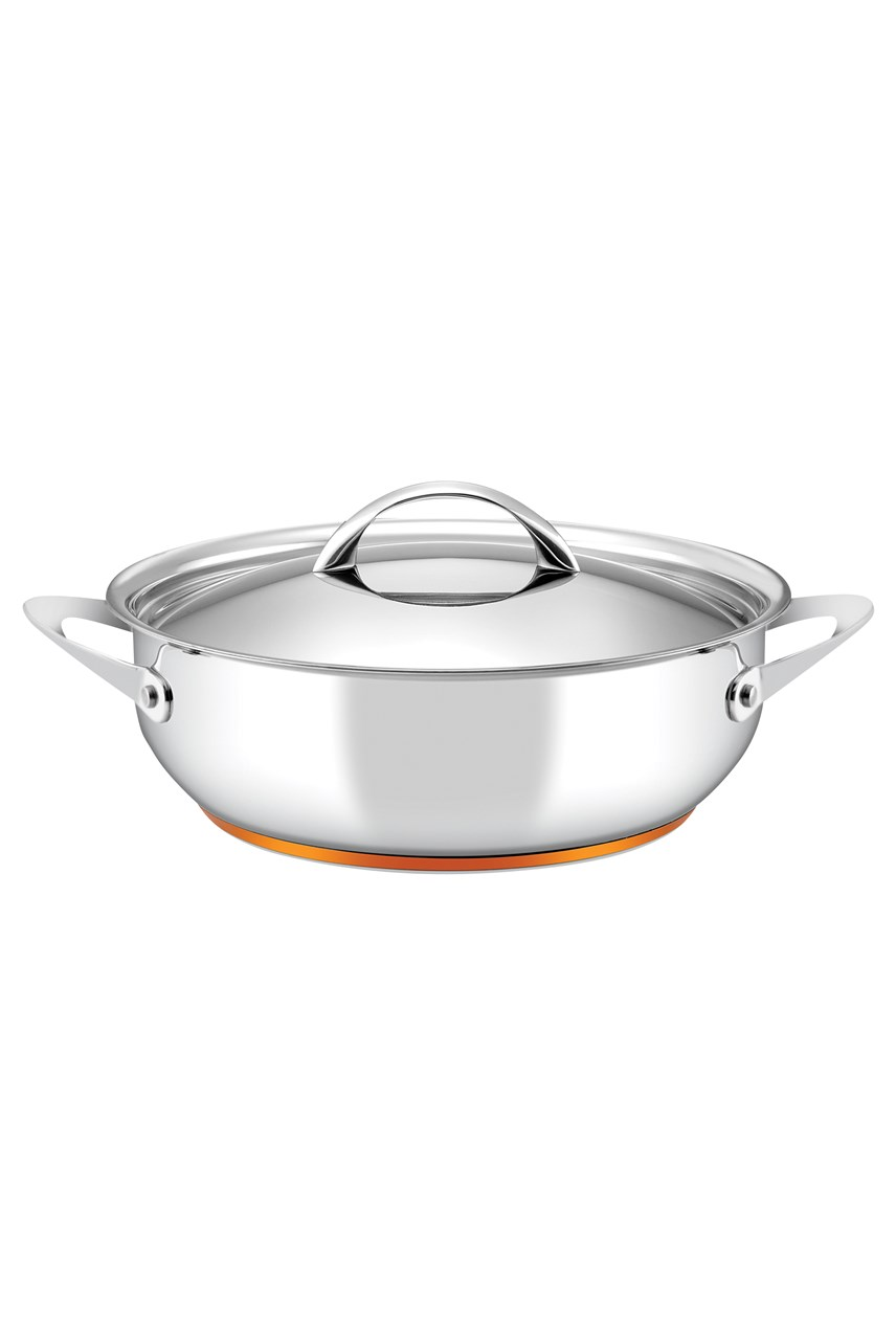 Per Vita Covered Sauté Pan - 28cm