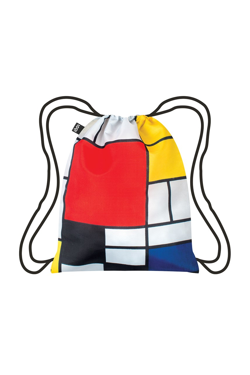 Museum Collection Piet Mondrian Backpack