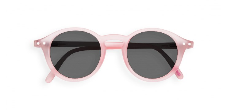 Sun Junior #D Pink Halo Sunglasses