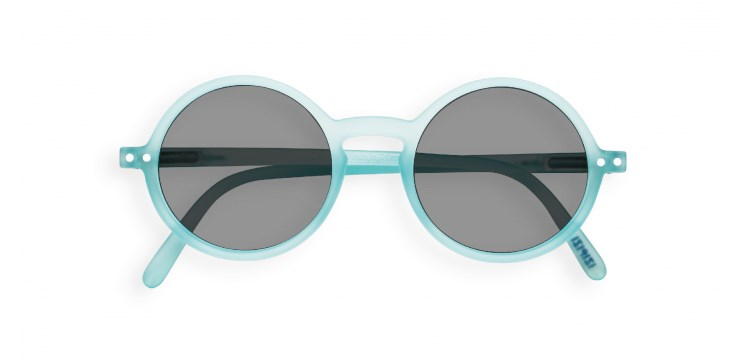 Sun Junior #G Light Azure Sunglasses