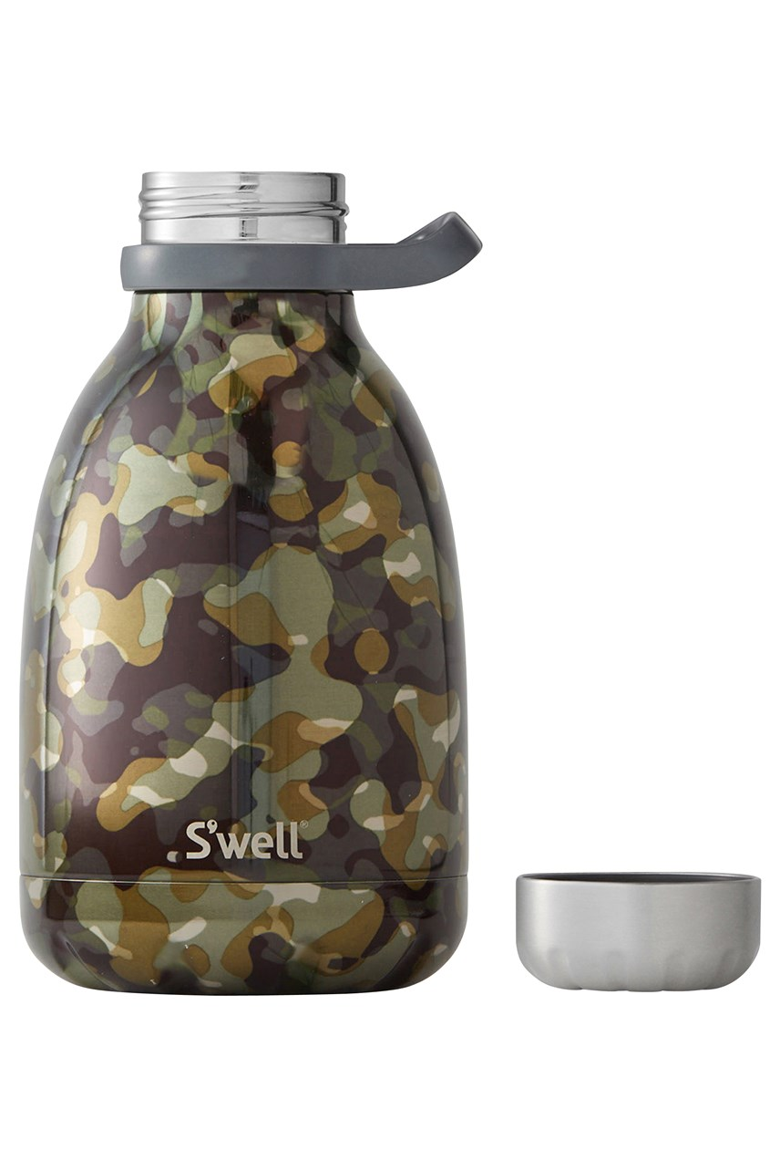 Roamer Metallic Camo Collection Insulated Bottle - 1200mL