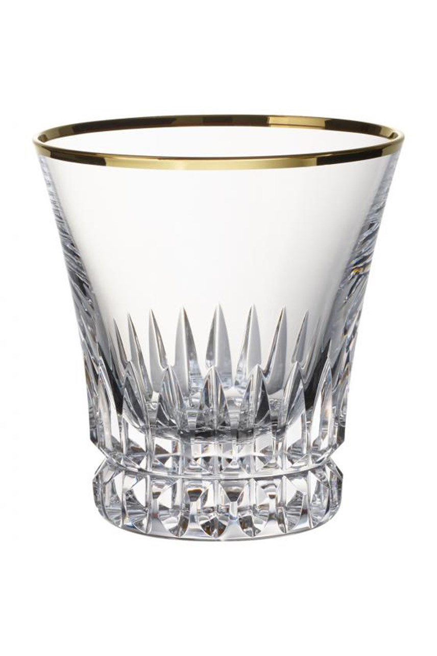 Grand Royal' Gold Water Glass