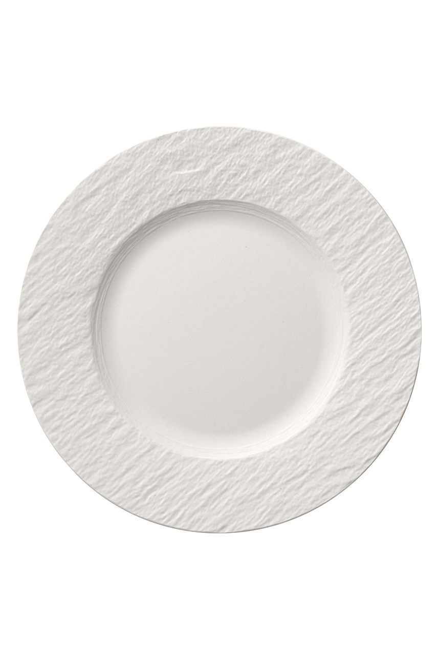 Manufacture Rock Blanc Breakfast Plate - 22cm