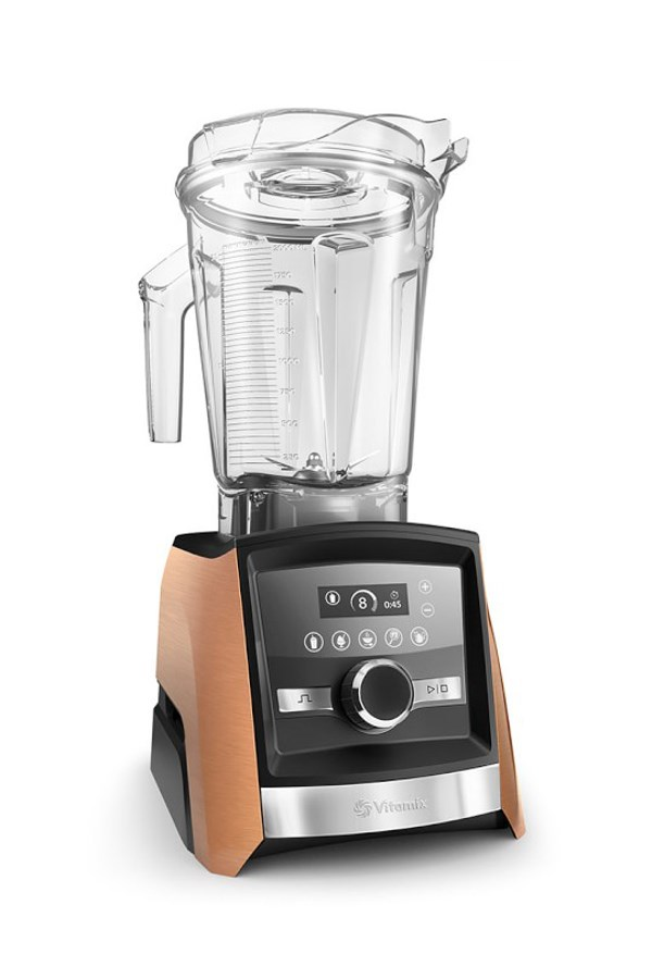 Ascent Series Limited Edition Copper Blender - A3500i