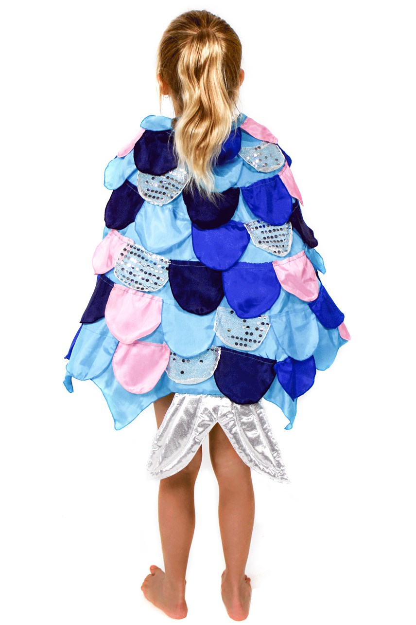 Rainbow Fish Cape