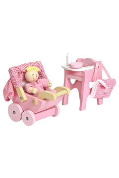 Daisy Lane Nursery Set & Baby 1