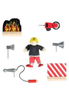 Fire Engine Set -
