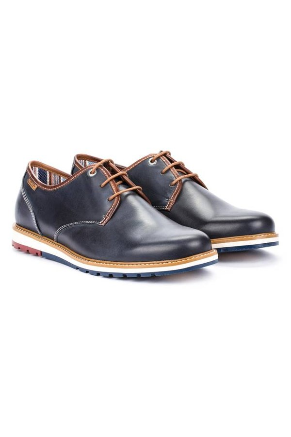 Berna Leather Lace Up Shoes