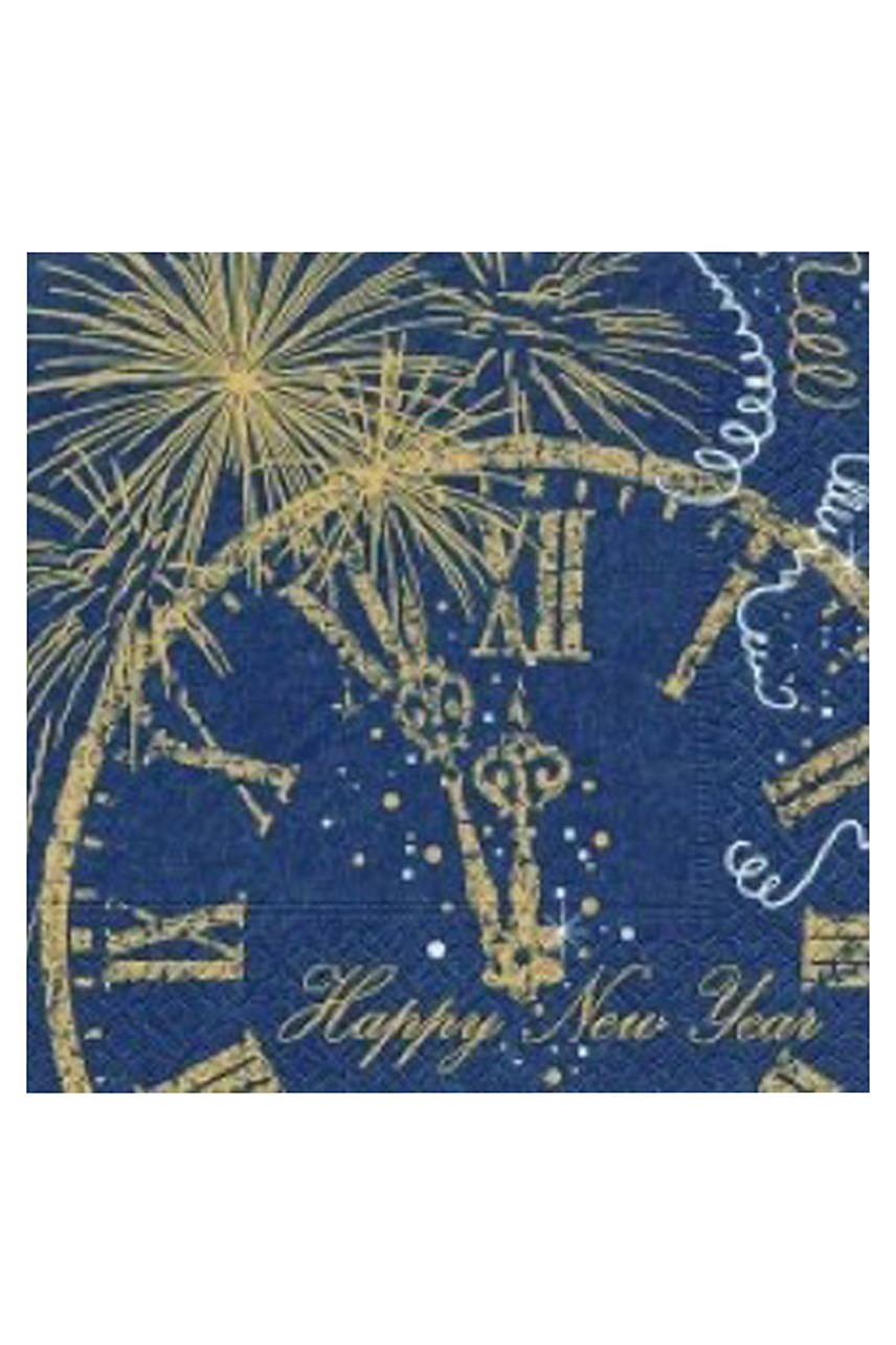 Welcome New Year Luncheon Napkins