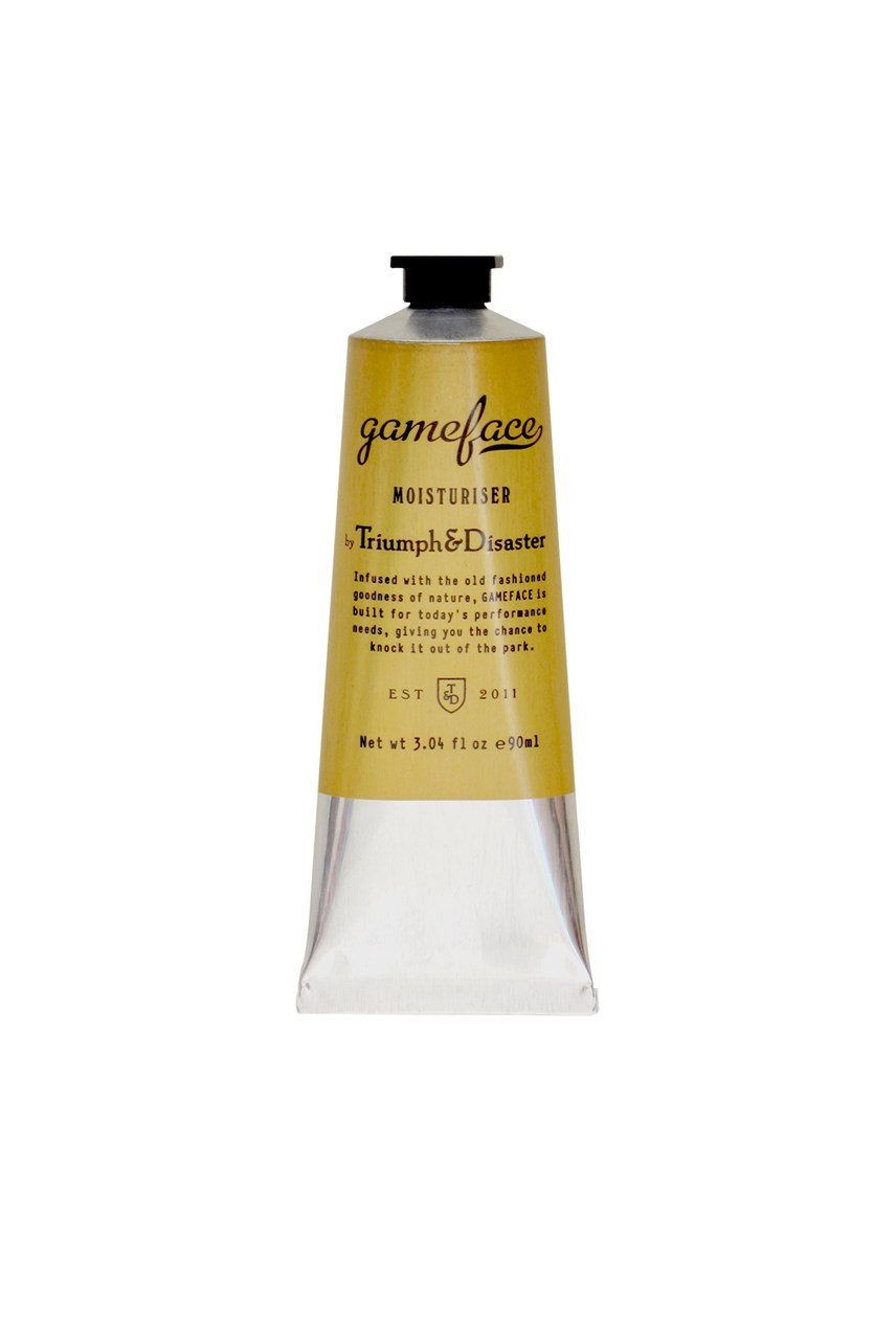 'Gameface' Tube Moisturiser