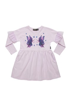 Fairy Magic Waisted Dress LILAC 1