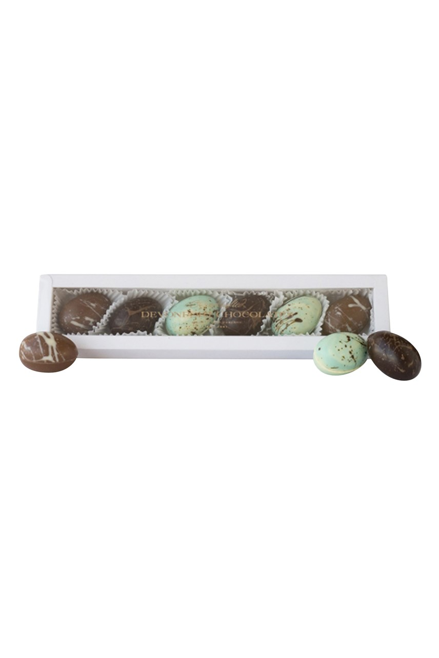 Tipsy Truffle Eggs - 6 Piece