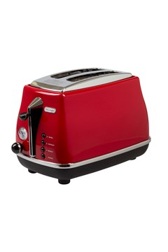 CTO2003R 'Icona' 2 Slice Toaster Red 1