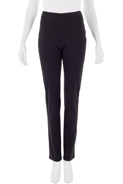 Narrow Leg Pant Black 1