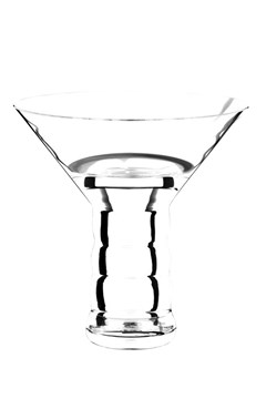 O Wine Tumbler Martini Glass - Set of 2 1