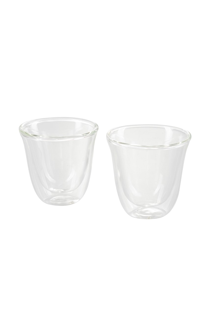 Double Wall Cappuccino Glasses