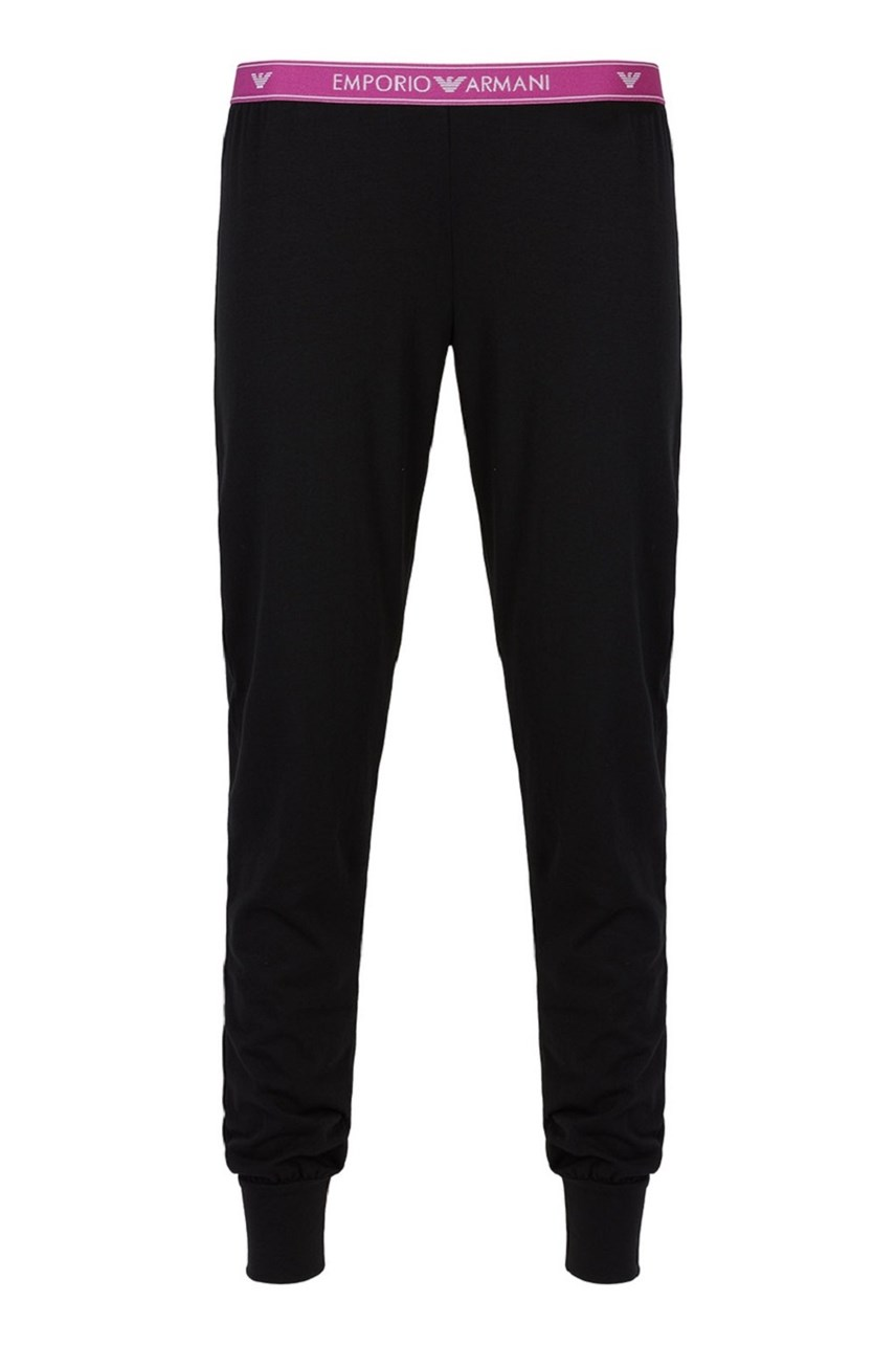 Iconic Logoband Pant With Cuffs