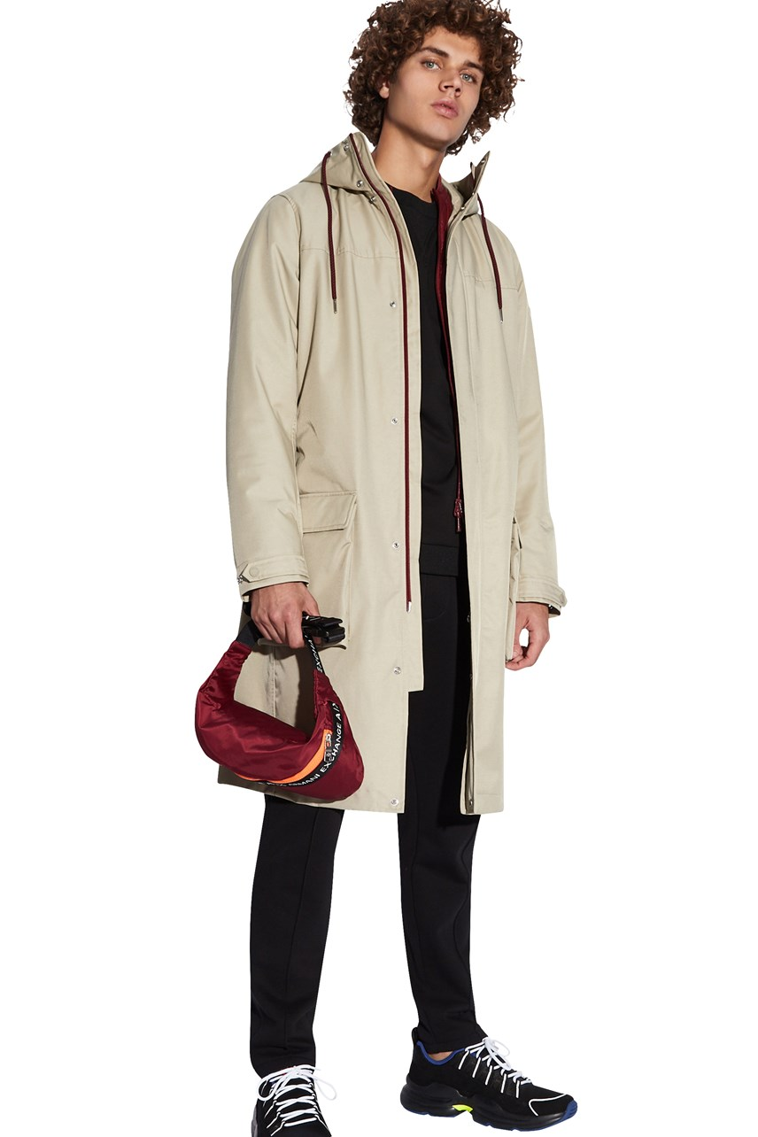 Three-in-One Trench Coat