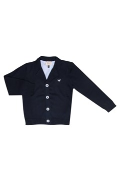 Button Up Cardigan NAVY 1